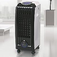 Rinfrescatore Bio Climatizzatore digitale Funzioni: riscaldamento, raffreddamento, ventilatore 3 livelli di temperatura 2 tipi di potenza per il riscaldamento Ventilatore con 3 livelli di velocità Oscillazione delle alette per la diffusione d...