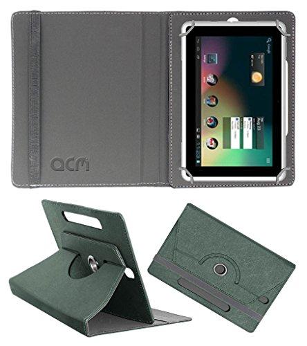 Acm Designer Rotating Leather Flip Case for Karbonn Smart 2 7