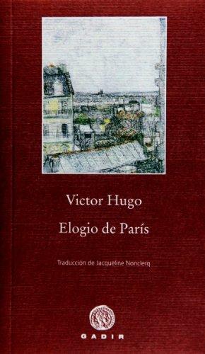 Elogio de París Cover Image