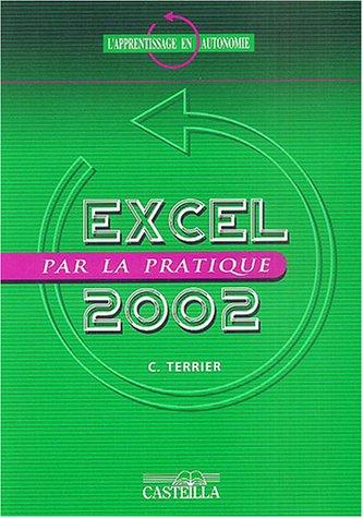 Excel 2002 et 2003(compatible 2000) par la pratique