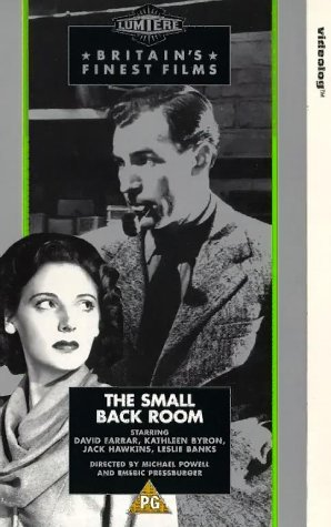 The Small Back Room [VHS] [UK Import]