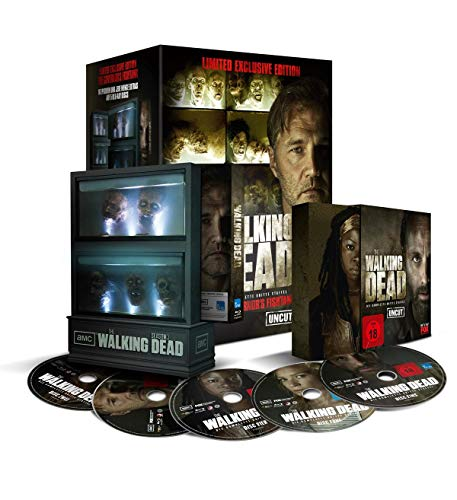 The Walking Dead - Die komplette dritte Staffel - Aquarium Box [Blu-ray]
