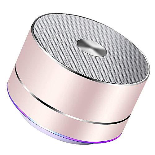 Ydq Mini Super Mobiler Bluetooth Lautsprecher Speaker Mit 8Stunden Spielzeit, 20 Meter Bluetooth Reichweite Und Starkem Bass