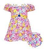 Yoshana Baby Girls' Pleated Frock (KCJK-...