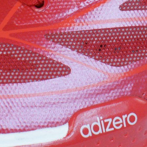 Adidas Adizero Crazy Light red