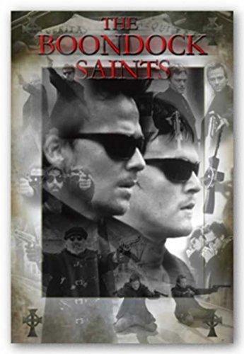 Scorpio Posters Filmposter The Boondock Saints Collage, 61 x 91 cm