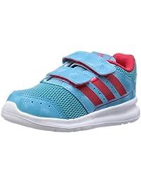Adidas LK Sport 2 CF I, Zapatos de Primeros Pasos para Bebés, Rosa (Rosimp/Azuray/Ftwbla), 26 EU