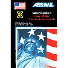 Amerikanisch ohne Mühe (1 livre + coffret de 4 CD) (en allemand)