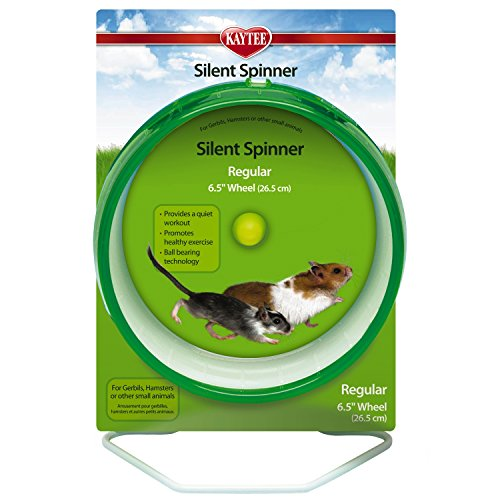 Superpet Silent Spinner Regular Hamster Wheel (6.5 inch)