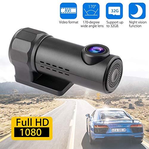 Nosii 1080P versteckte Auto-Kamera WiFi DVR Schlag-Nocken-Recorder-Camcorder-Nachtsicht-KAM