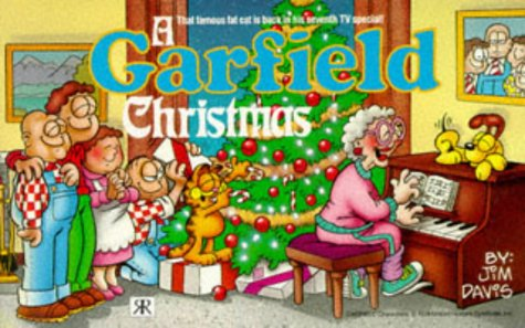 Garfield Christmas (Garfield colour TV special)