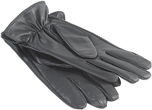 PEARL urban Damen-Handschuhe aus echtem Ziegenleder, Gr. 7,5-8