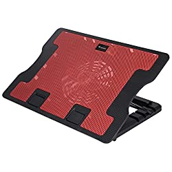 Technotech Laptop Cooling Pad 638 (Red)