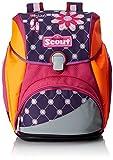 Scout 494500 Alpha Kinder-Rucksack, Lila/Rosa