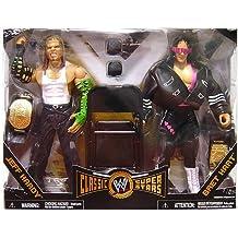 WWE Clásico Pack de 2: JEFF HARDY & BRET HART