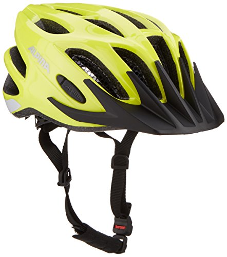 Alpina Kinder Radhelm FB JR 2.0 Flash, Be Visible Reflective, 50-55, 9684140