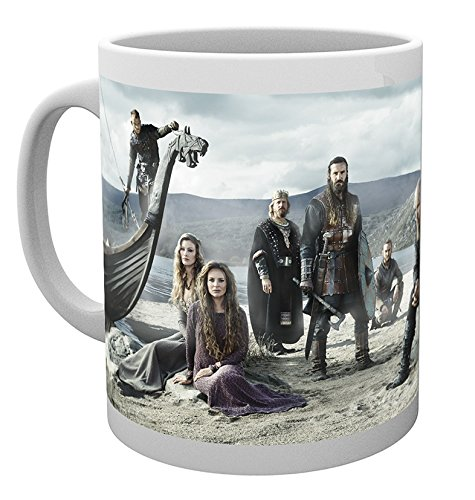 GB eye LTD, Vikings, Beach, Tazza