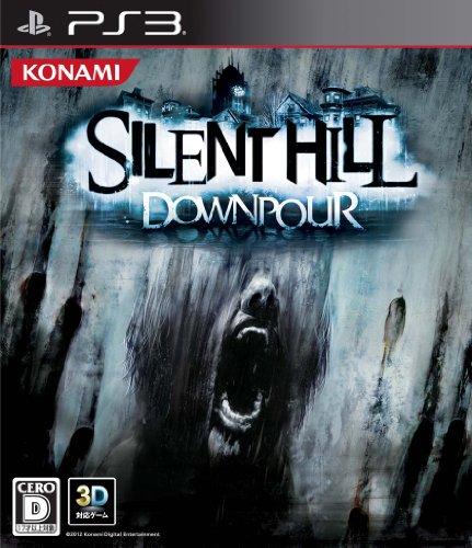 Silent Hill Downpour PS3 (Importación japonesa)