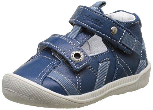 BabybotteStyli - Pantofole a Stivaletto Bambino , blu (Blu (Jeans)), 19 EU