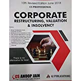 CS Professional Corporate Restructuring,Valuation and Insolvency