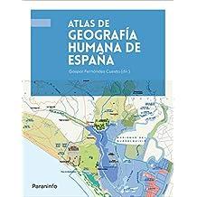 ATLAS DE GEOGRAFÍA HUMANA DE ESPAÑA