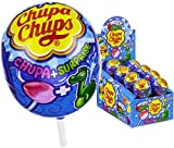 #10: Chupa Chups Strawberry Flavoured Lollipops with Magic Animals Sun Changing Colour (Pack of 2), 12g