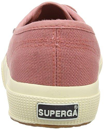 Superga - 2750 Jcot Classic, Sneaker Unisex – Bambini Rosa (Dusty Rose)