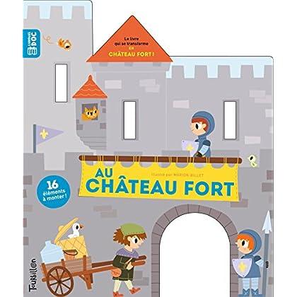 Au château fort: Livre carrousel