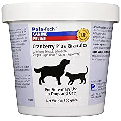 Pala Tech PalaTech Cranberry Plus Granules for Dogs & Cats, 300g