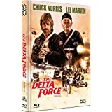 Delta Force 1 - uncut (Blu-Ray+DVD) auf 444 limitiertes Mediabook Cover A