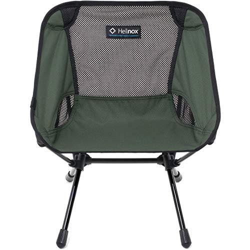 Helinox Chair One Mini,Campingstuhl,Faltstuhl,Aluminium,leicht,stabil,faltbar,inkl Tragetasche,green,one size