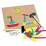 MaMeMi Geschenke Direkt Doppelpack Hammerspiele mit über 500 Teilen Insgesamt