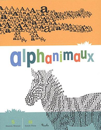 Alphanimaux par Sharon Werner