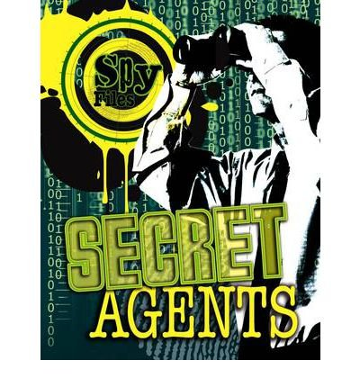 Portada del libro [( Secret Agents )] [by: Adrian D. Gilbert] [Jul-2009]