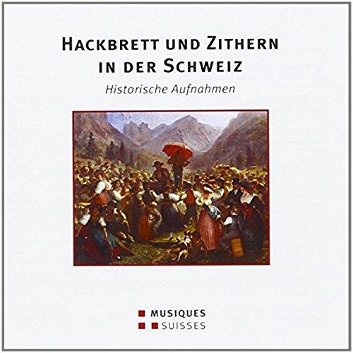 Hackbrett und Zither in der Schweiz