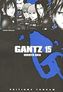 Gantz Edition simple Tome 15