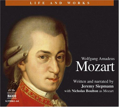 Wolfgang Amadeus Mozart 4D (Life & Works)