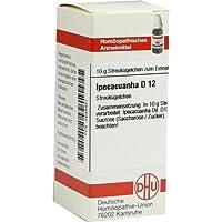 IPECACUANHA D12 10g Globuli PZN:2638451 preisvergleich bei billige-tabletten.eu
