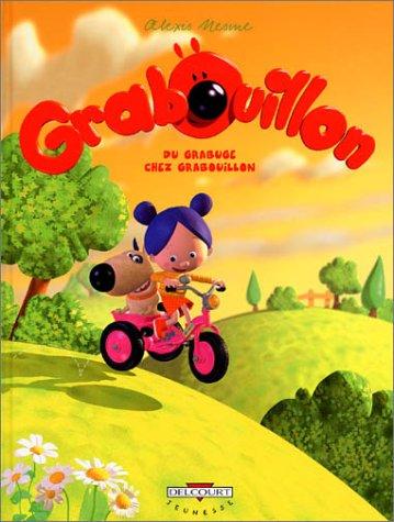 Grabouillon, tome 1 : Du grabuge chez Grabouillon