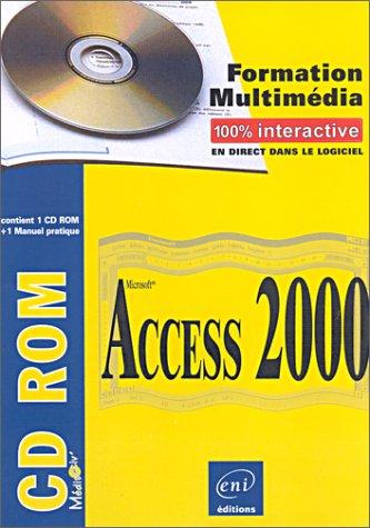 Access 2000 (CD-Rom)