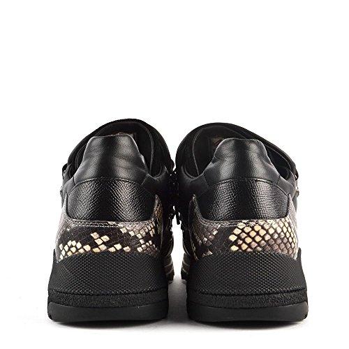 Ash Malcom Baskets, Homme Noir