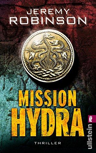 Mission Hydra: Thriller (Ein Delta-Team-Thriller, Band 1)