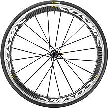 Mavic Cosmic Pro Carbon 17 - Ruedas - rueda trasera Shimano 25 blanco/negro 2017