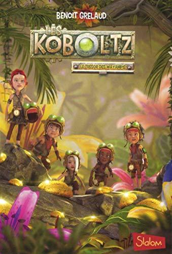 LES KOBOLTZ, tome 3 : Le trésor des Wayampis (3)