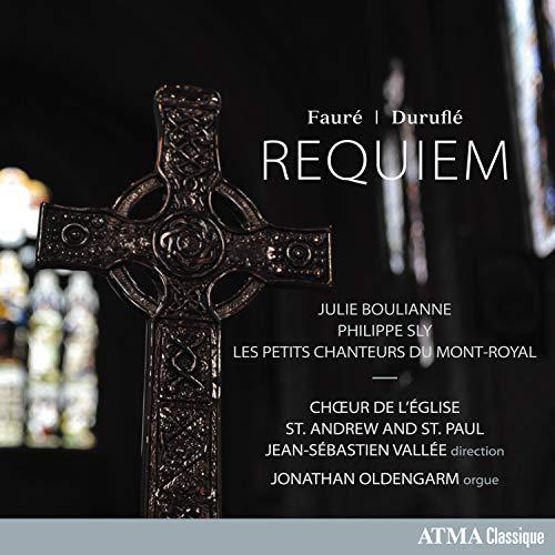 Requiem, Op. 9 (Version for Voices, Choir, Cello & Organ): VII. Lux aeterna