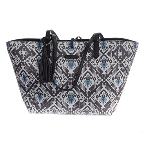 PashBAG Paris donna, borsa a mano, blu, One size EU