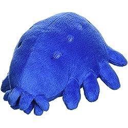 Deep Sea Creature Elpidia Seegurke Plüsch (Blau / 16 cm)