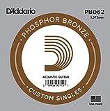 D'Addario PB062 Corda Singola Acustica Phosphore BRZ Round
