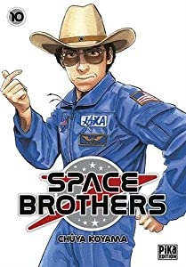 Space Brothers Edition simple Tome 10