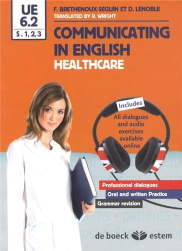 UE 6.2 - Communicating in English - Semestres 1, 2 et 3